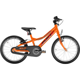"Puky ZLX 18-1 Alu F Bicycle 18"" Kids racing orange"